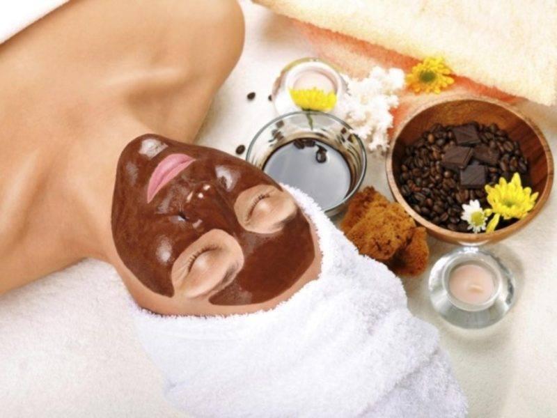11 масок из какао для лица в домашних условиях с маслом и порошком, кофе в косметологии