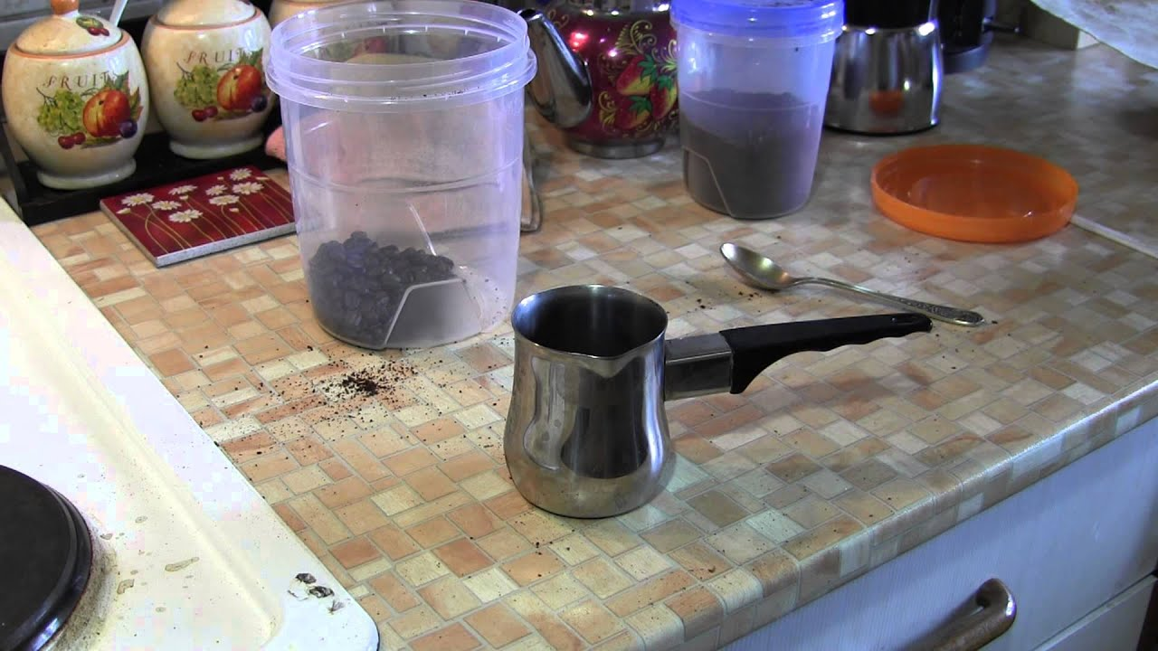 Как заварить кофе без турки в домашних условиях