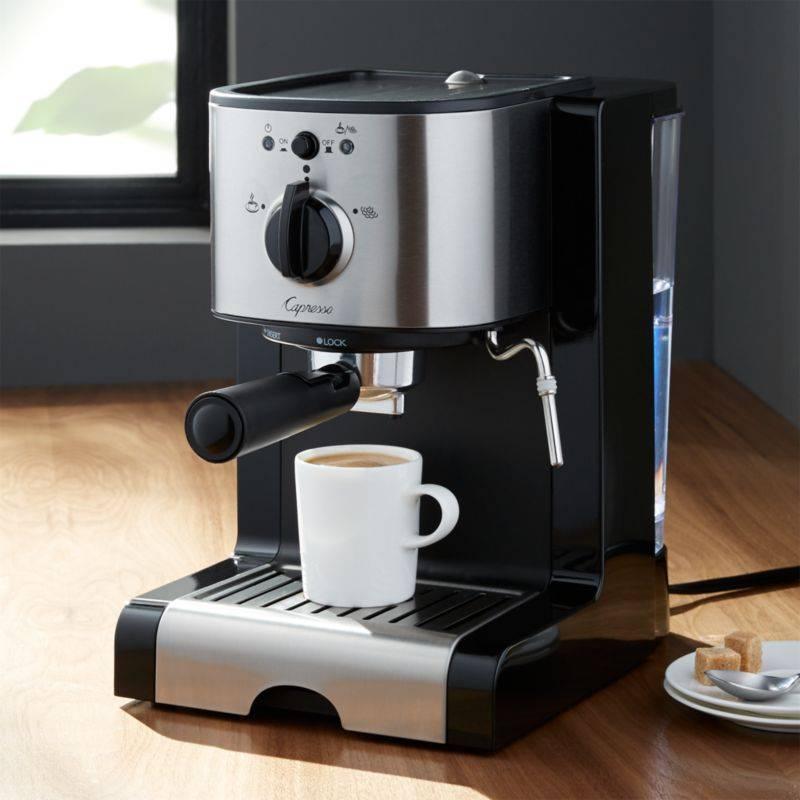 Рожковая кофеварка: преимущества и принцип работы