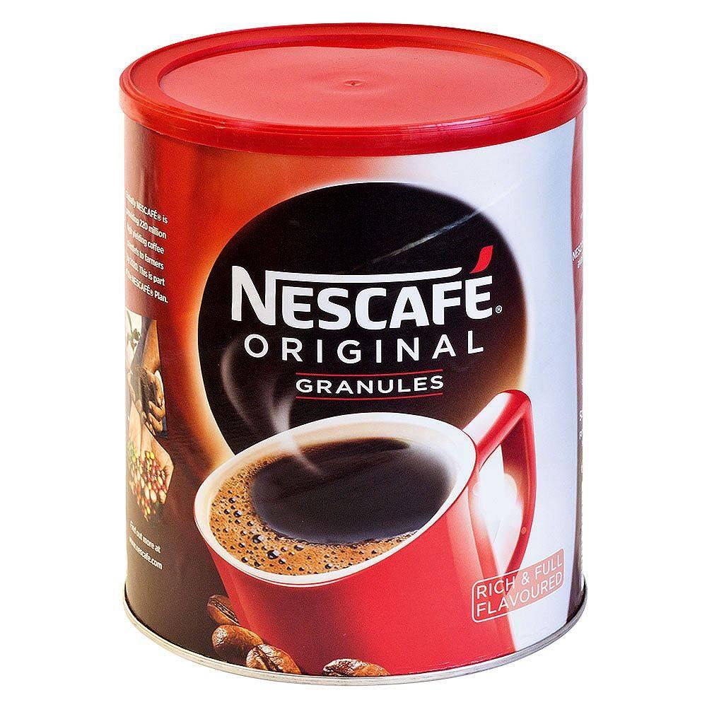 Виды кофе нескафе
