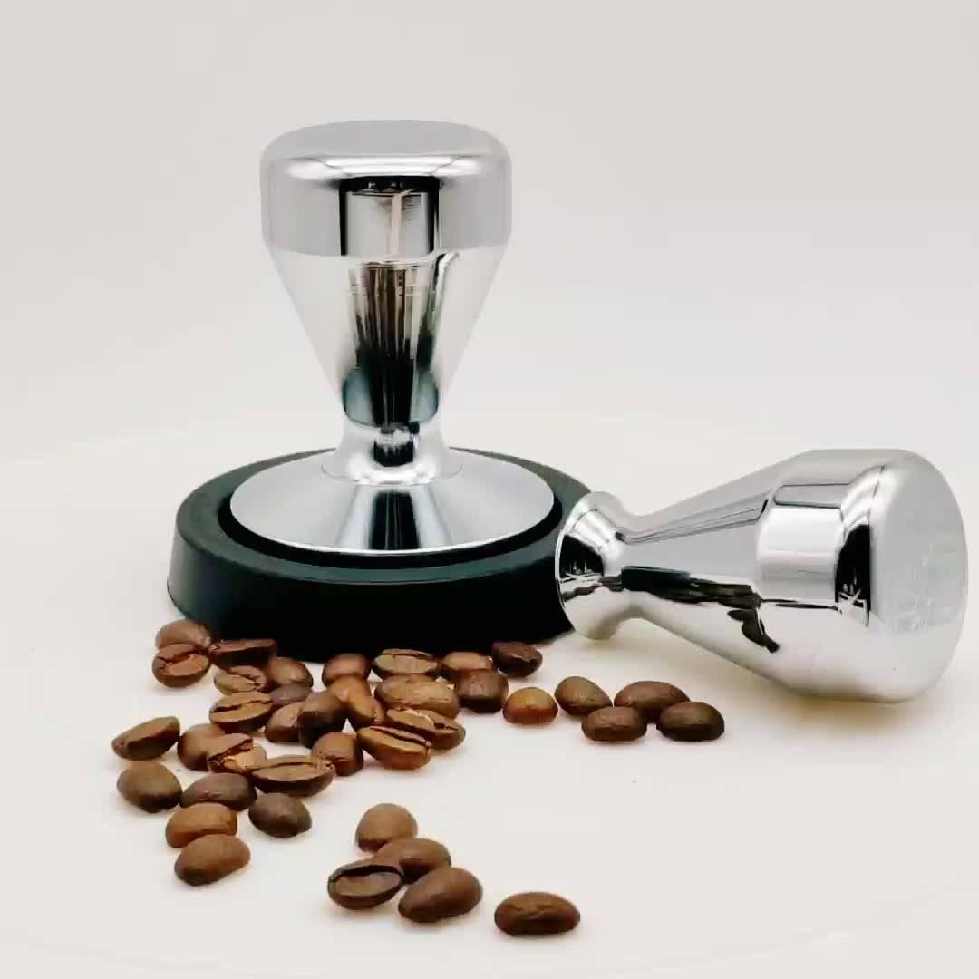 Что такое темпер для кофе и как правильно его использовать