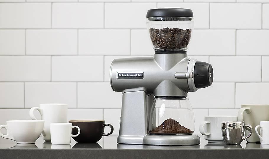 Как выбрать лучшую кофемолку?