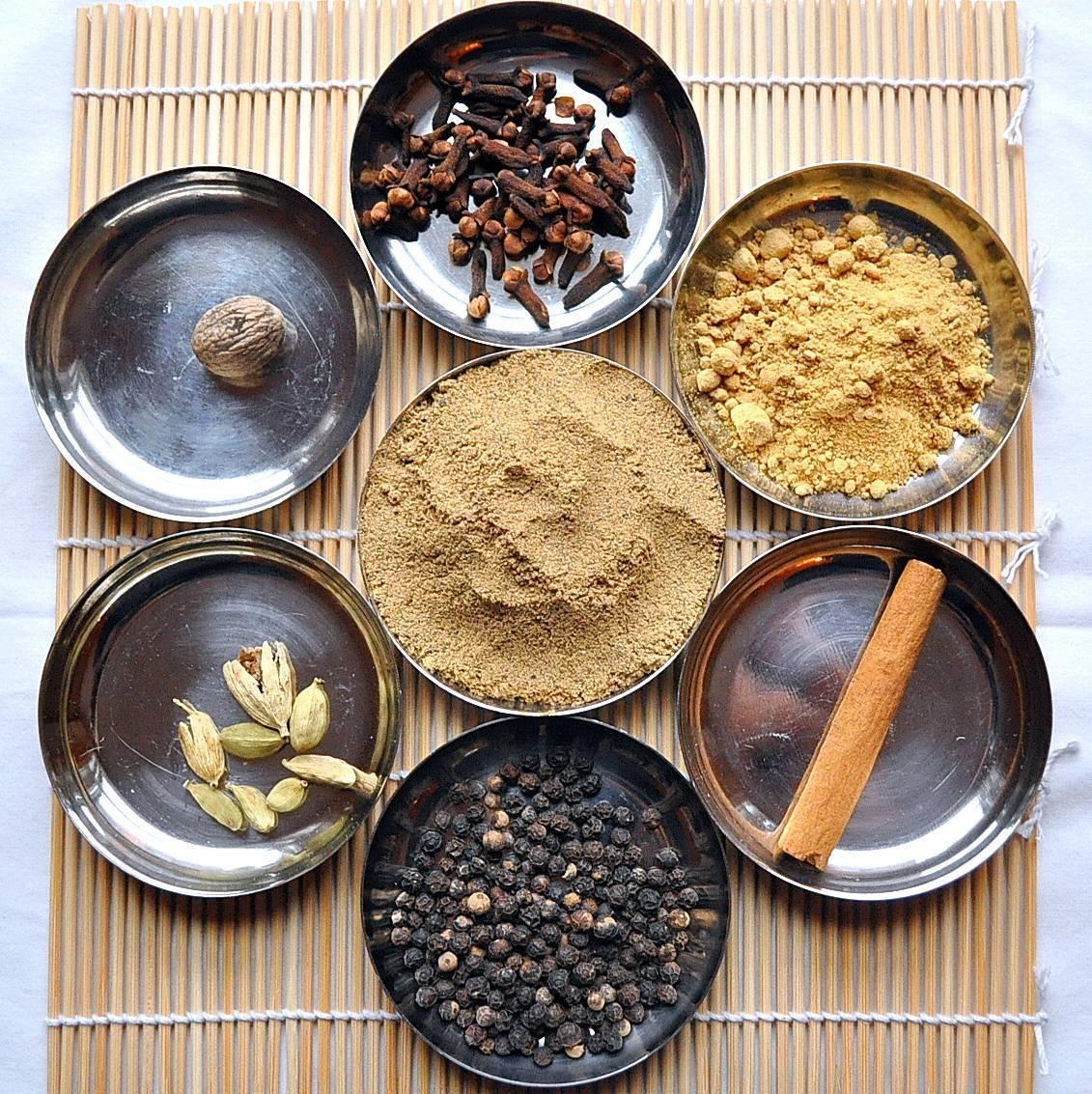 Рецепт приготовления чая масала