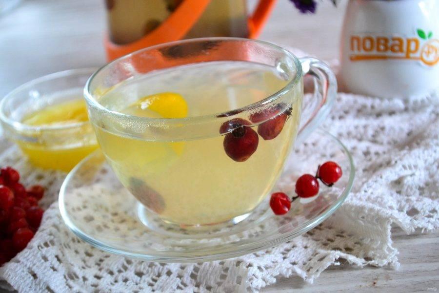 Чай с калиной в медицине. часть 2