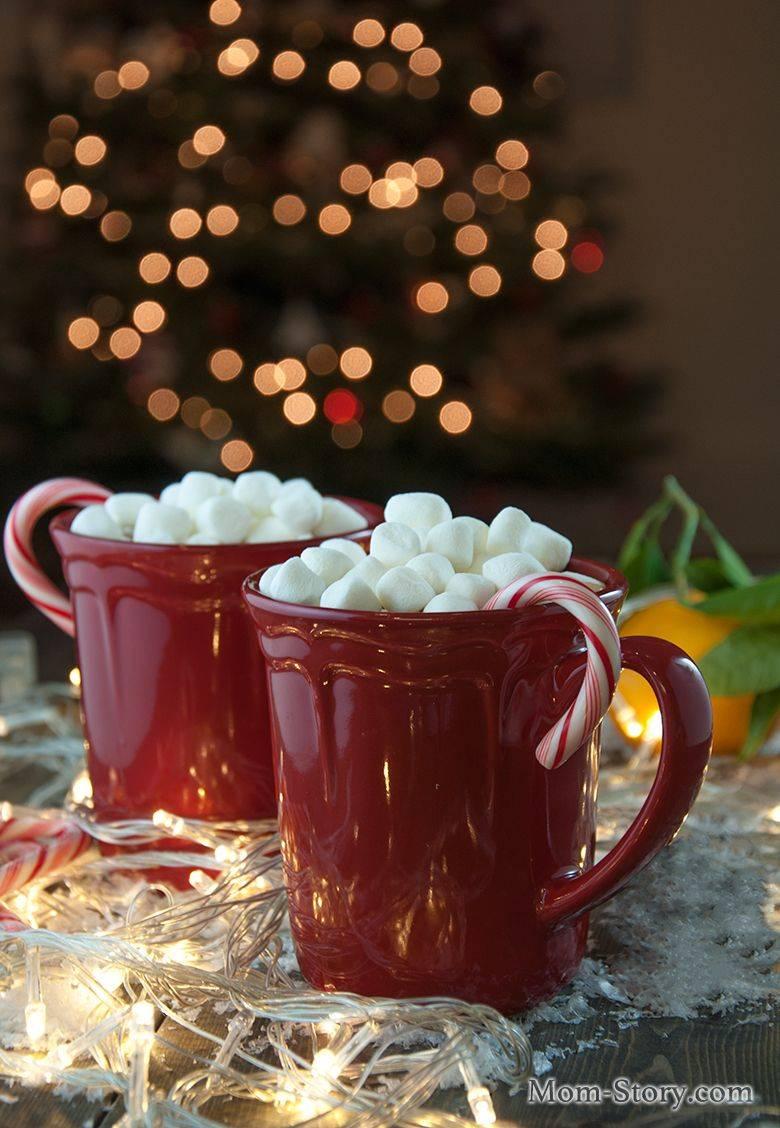 "Горячий шоколад ""зимний вечер"""