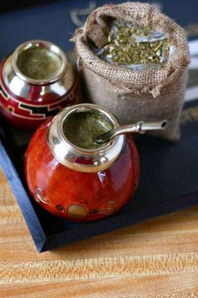 Напиток мате — пошаговый рецепт с фото