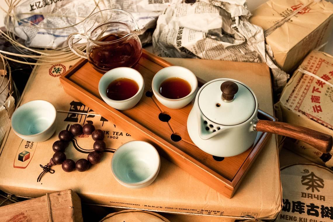 Китайская чайная церемония. традиция чаепития пин ча