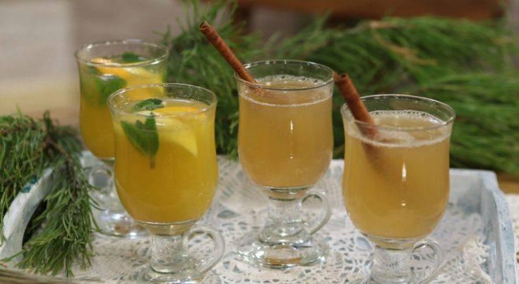 Сбитень - 17 лучших рецептов приготовления напитка с фото