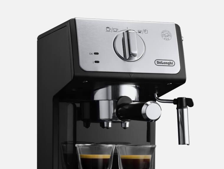 Как использовать капсульную кофемашину