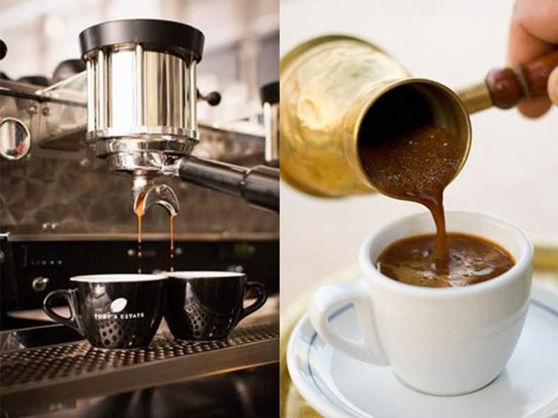 Кофе эспрессо— рецепт, как приготовить дома