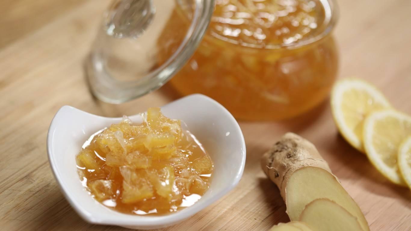 Как засушить имбирь для чая, или как заготовить корень впрок