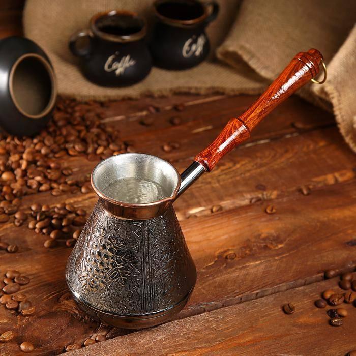 Керамическая турка ceraflame | турка для кофе