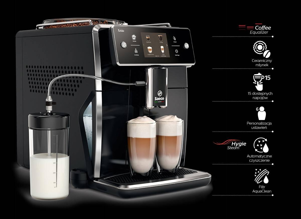 Кофемашина saeco hd 8763: характеристики и преимущества