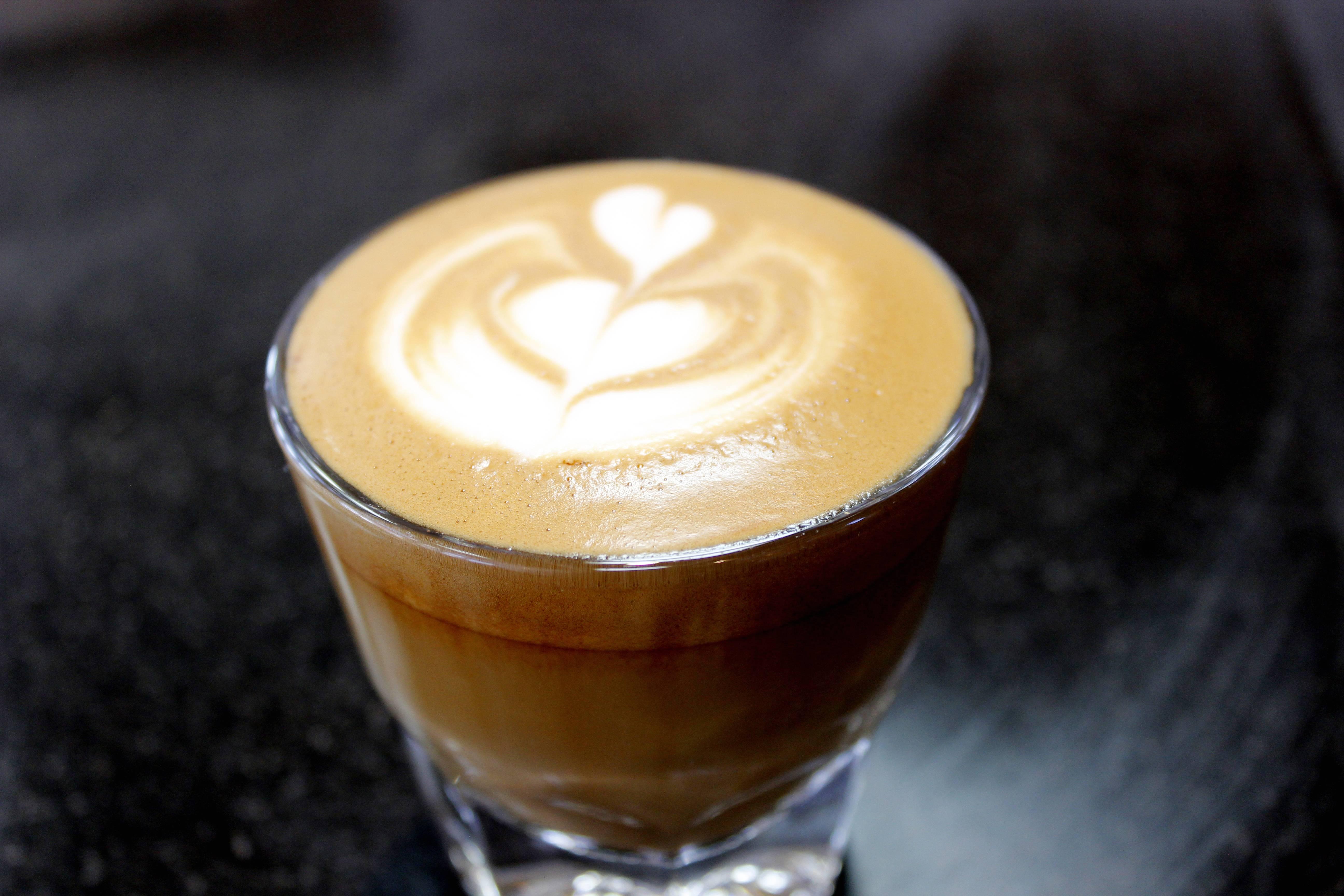 Как приготовить неповторимый кофе кортадо