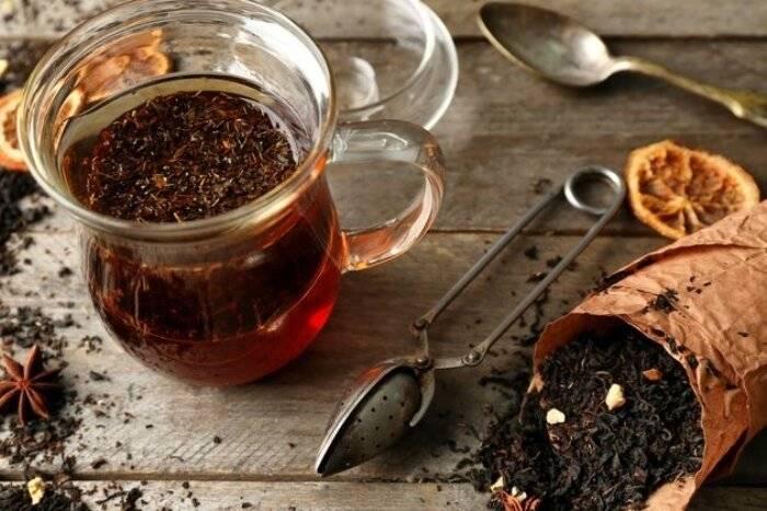 Чайная заварка и спитой чай, как удобрение