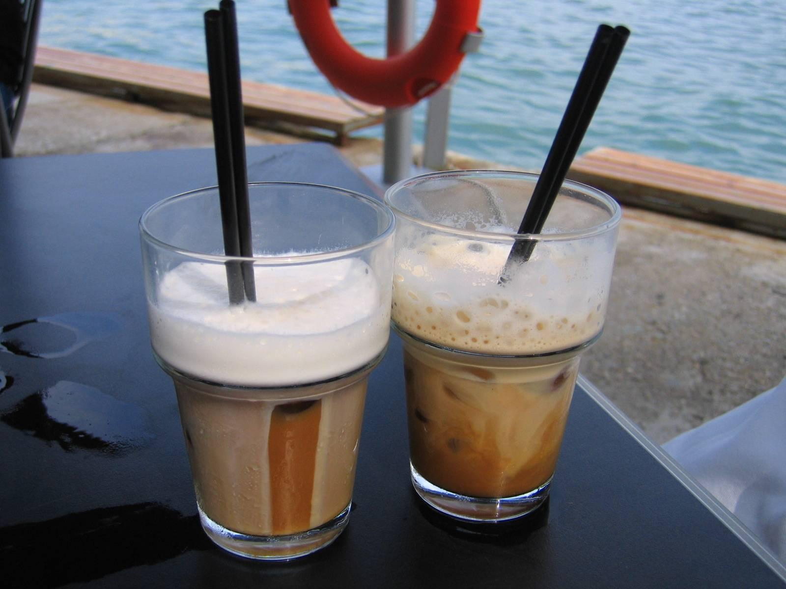 Интересные факты о кофе и кафе в греции