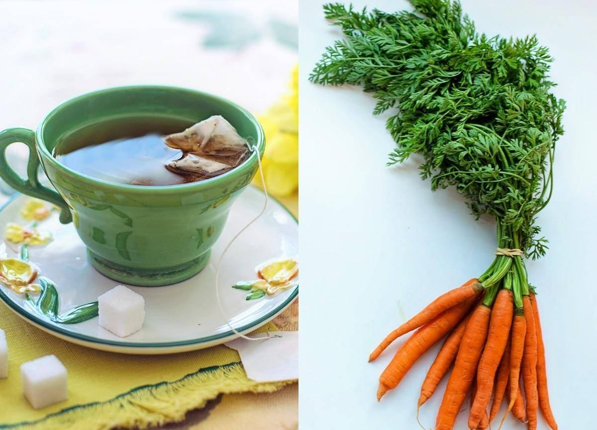 Морковная ботва: состав, норма в день, применение, лечебные свойства