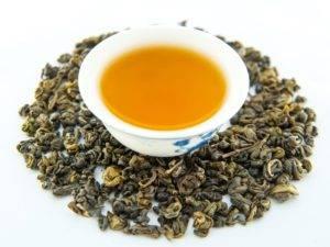 Зеленый чай для глаз: от отеков, мешков, кругов, синяков, морщин