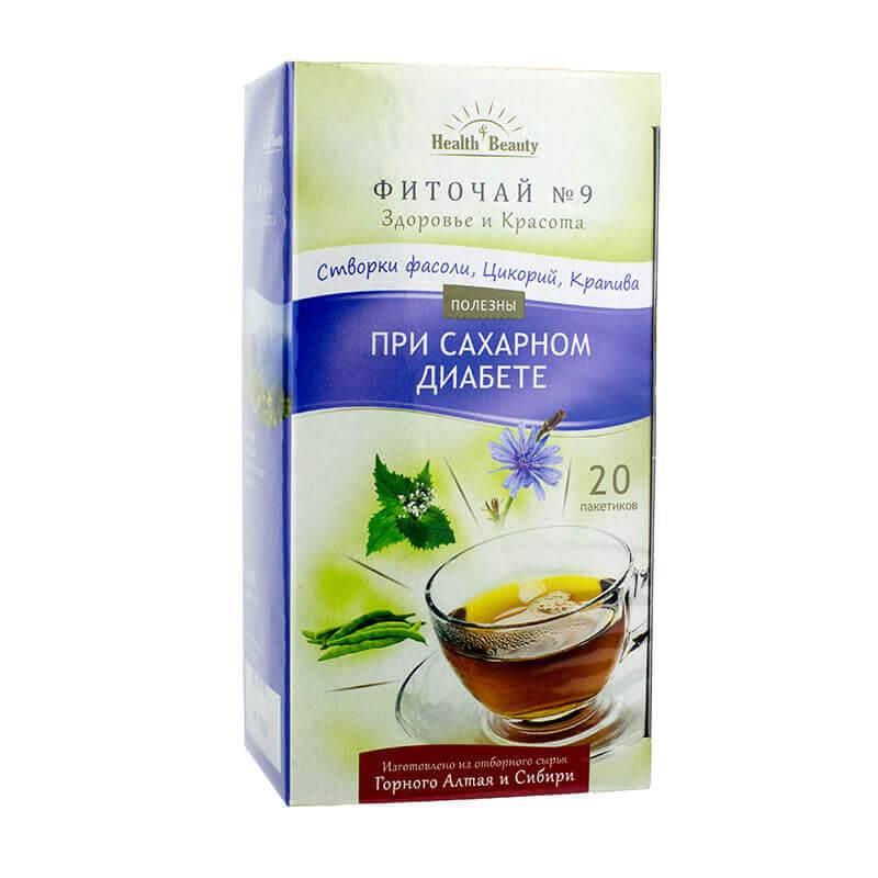 Чай для диабетиков: виды, особенности употребления при сахарном диабете