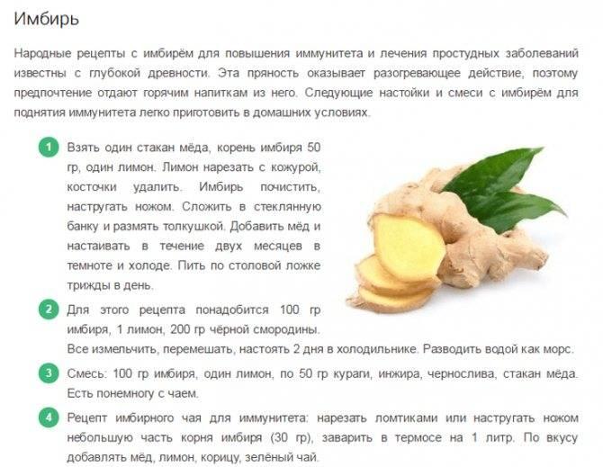 Имбирь с лимоном и медом для похудения: рецепт приготовления напитка