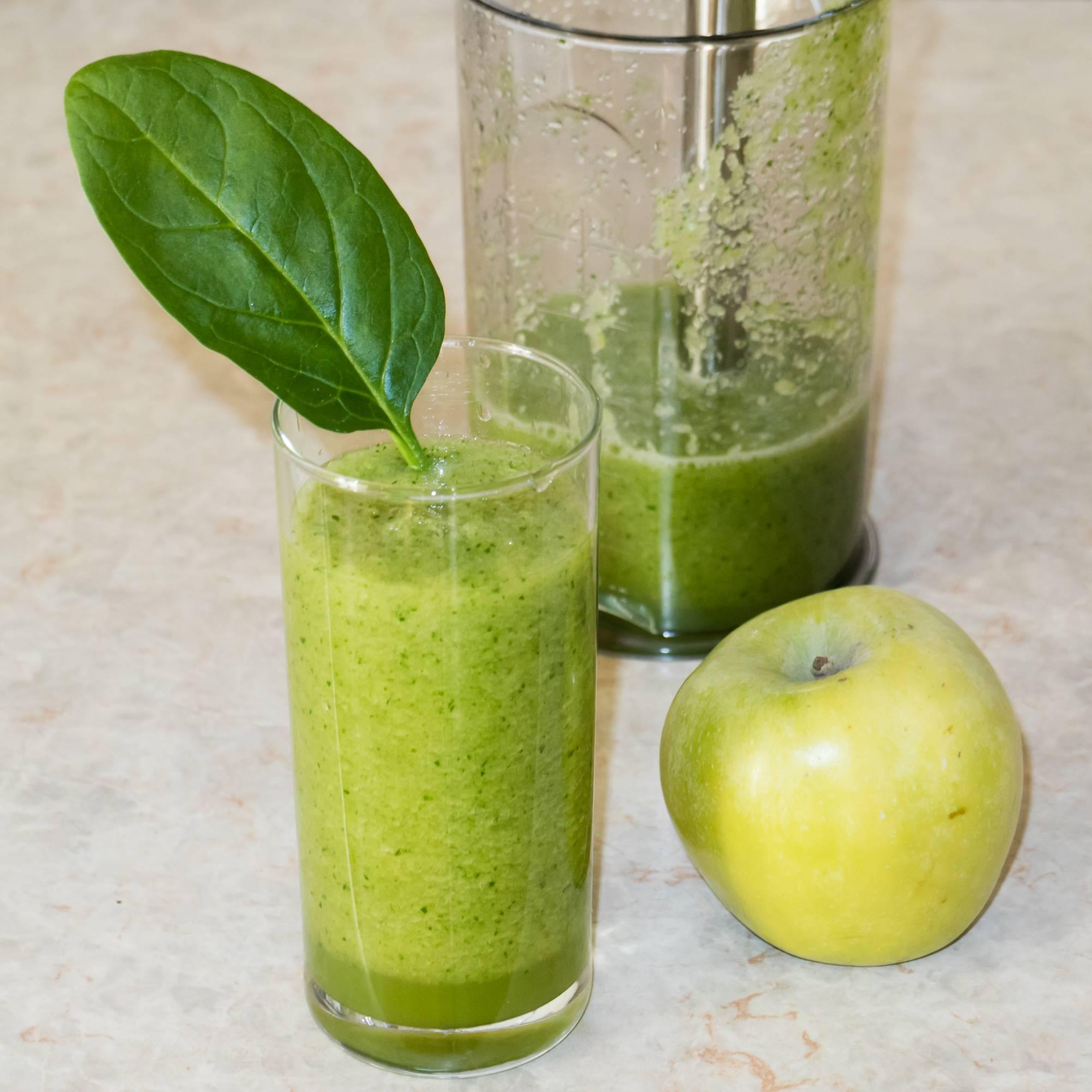 Самые вкусные пп-рецепты смузи из яблок - пп вкусно!