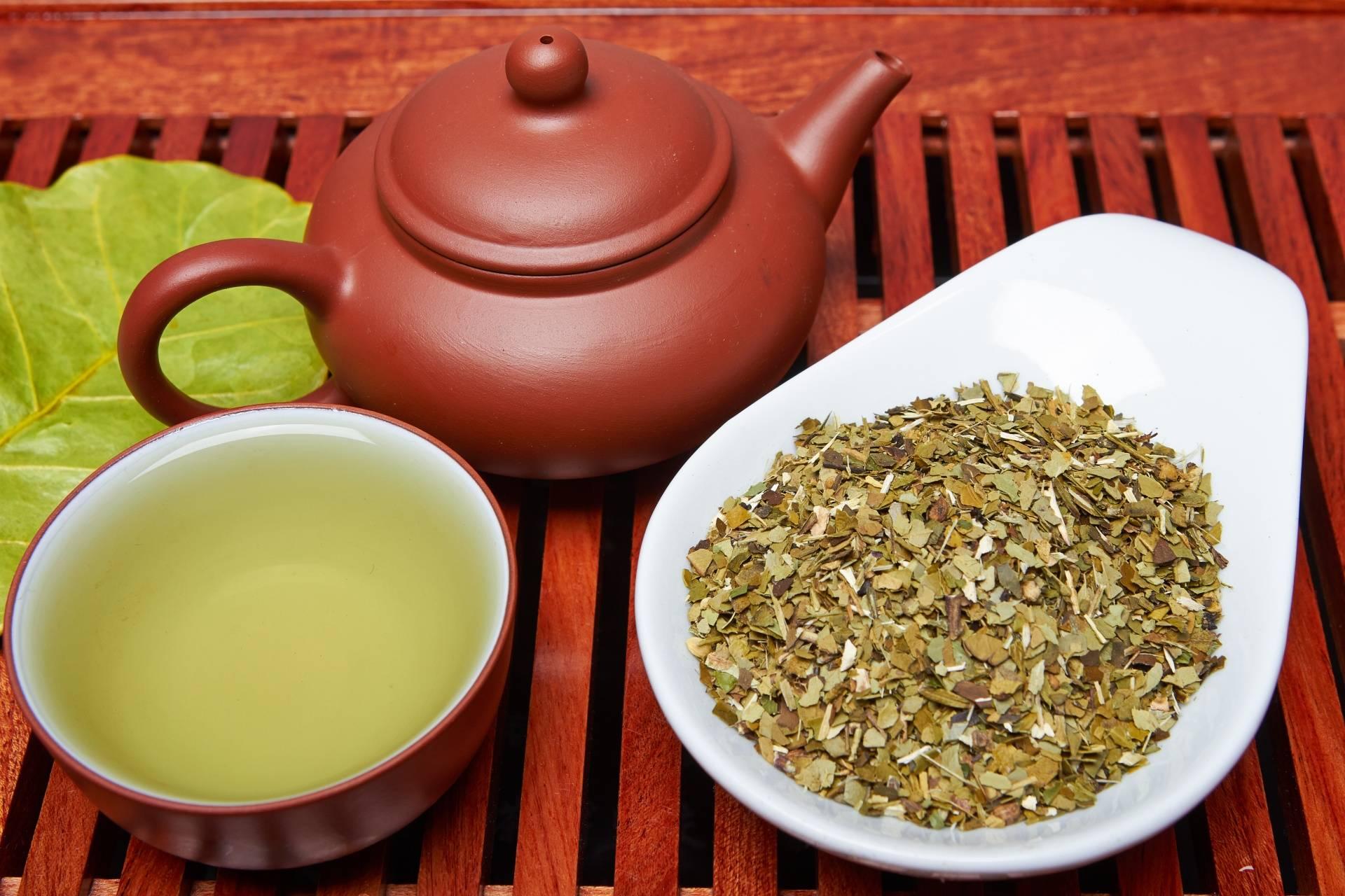 Чай матэ и его полезные свойства и противопоказания