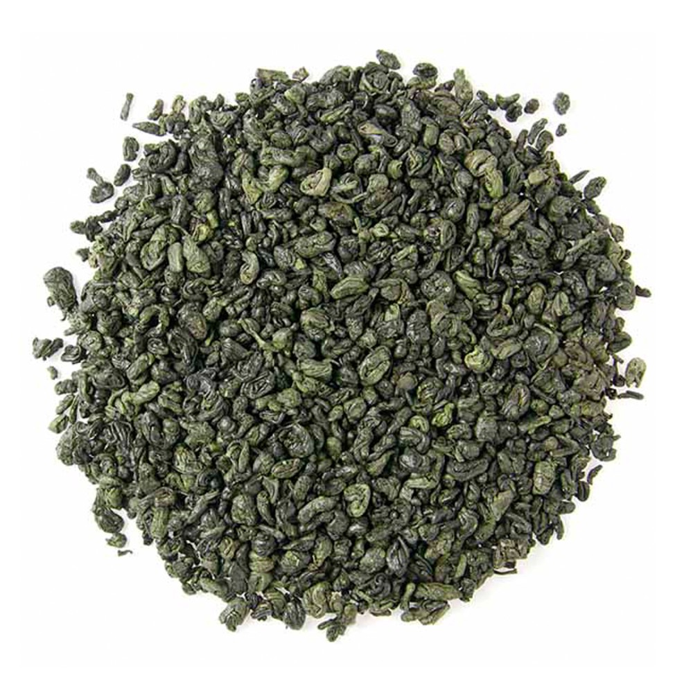Китайский чай ганпаудер: польза и вред