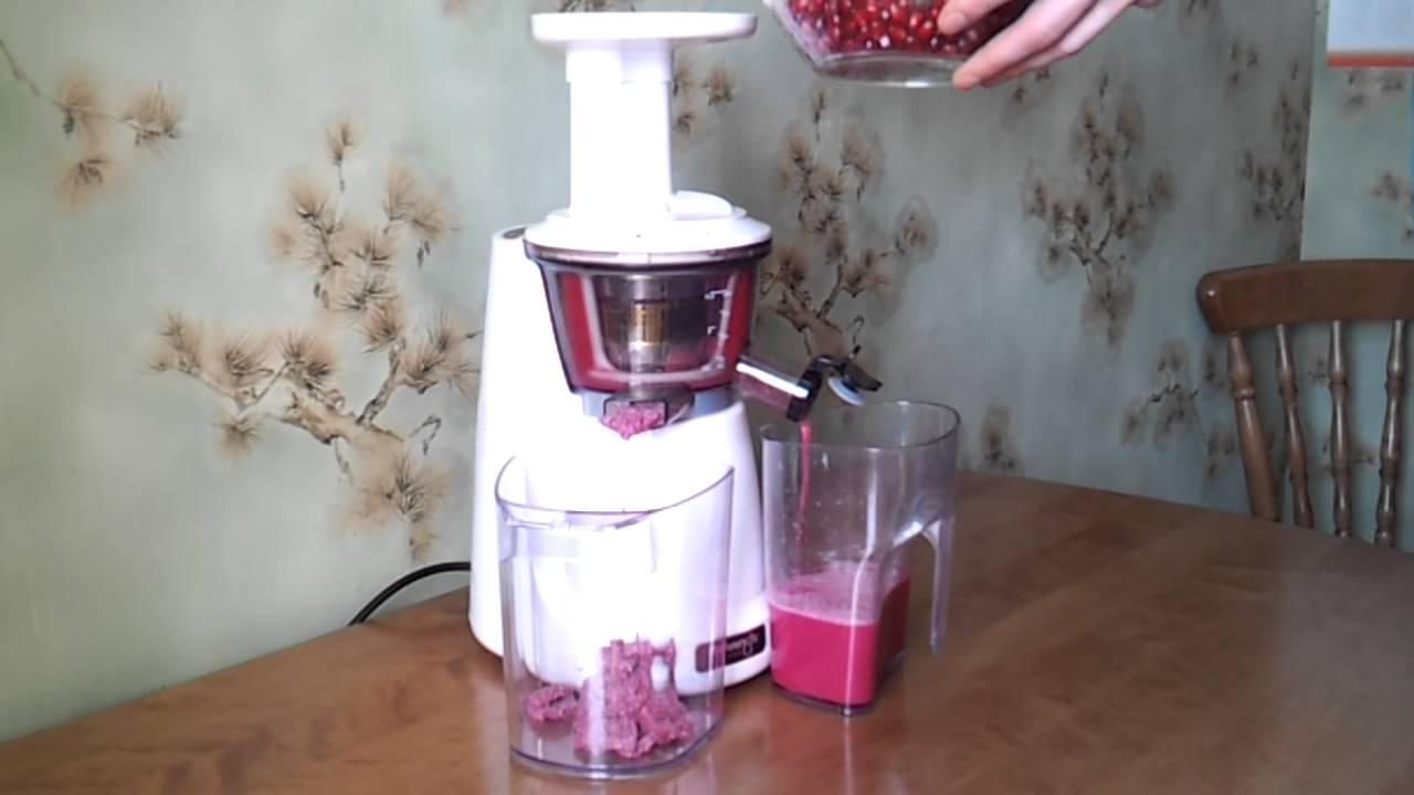 Как сделать гранатовый сок в домашних условиях и сколько он хранится