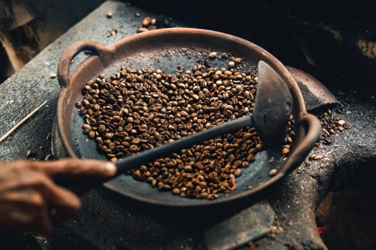 Молотый кофе для заваривания в чашке: помол зерен, как заваривать