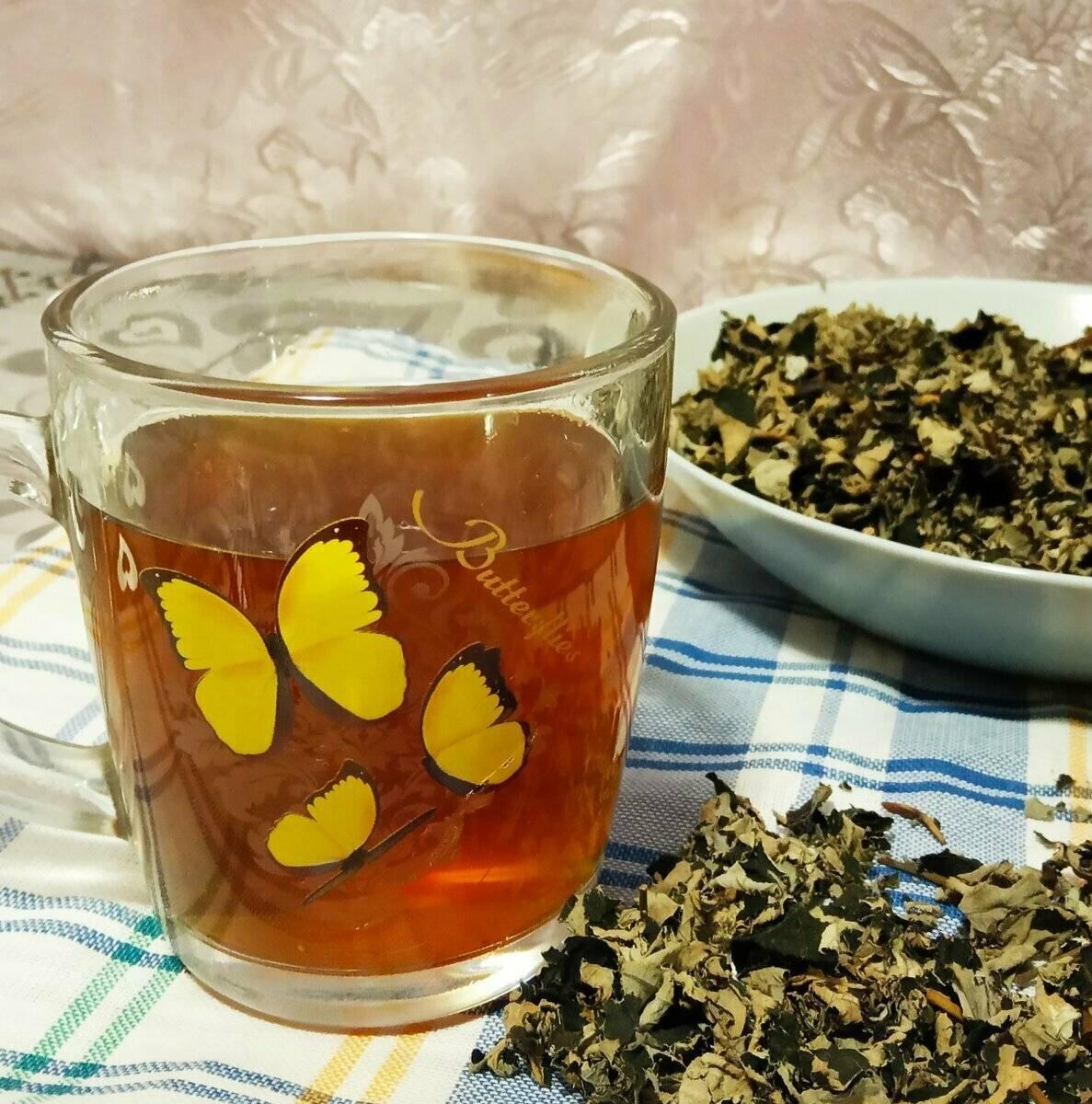 Чай из листьев малины - самые вкусные рецепты приготовления полезного напитка