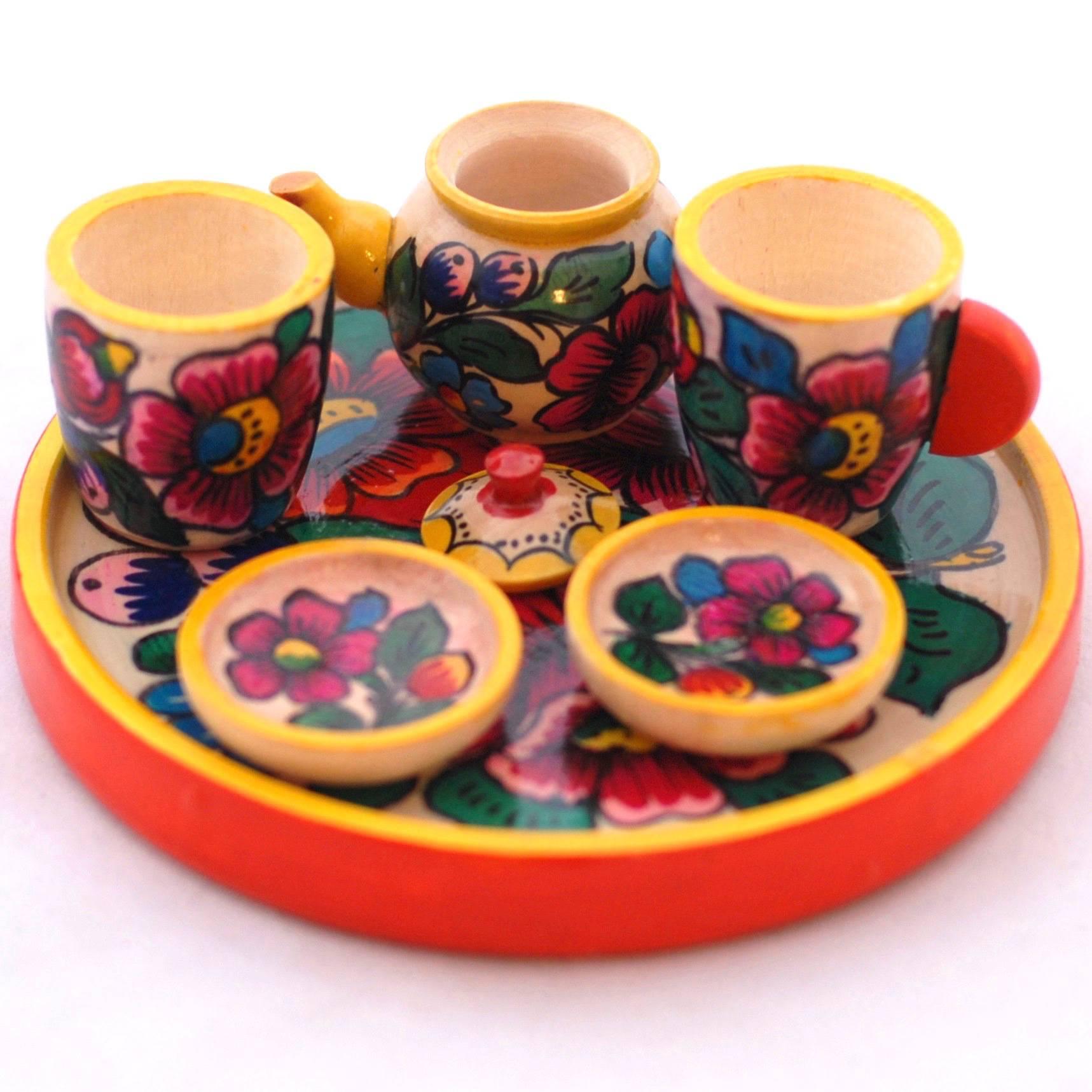 О чайных игрушках: украшение или необходимый атрибут чаепития?