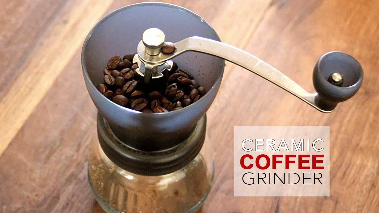 Кофемолка своими руками: конструкция, инструкция по сборке, использование