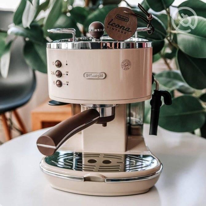 Топ-10 рожковых кофеварок для дома: рейтинг лучших