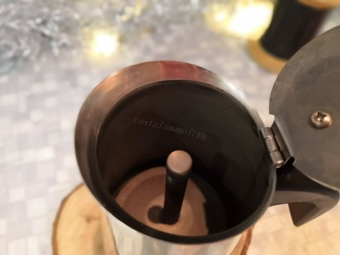 Выбор помола кофе для гейзерной кофеварки