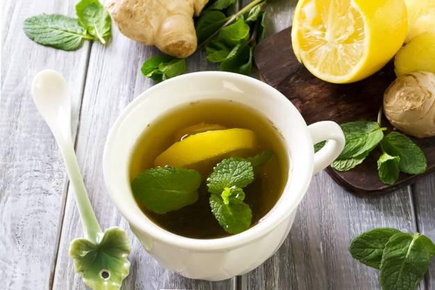Имбирный чай с лимоном – панацея от многих болезней