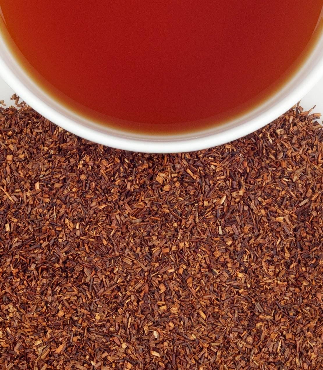 Особенности чая ройбуш и как его заваривать