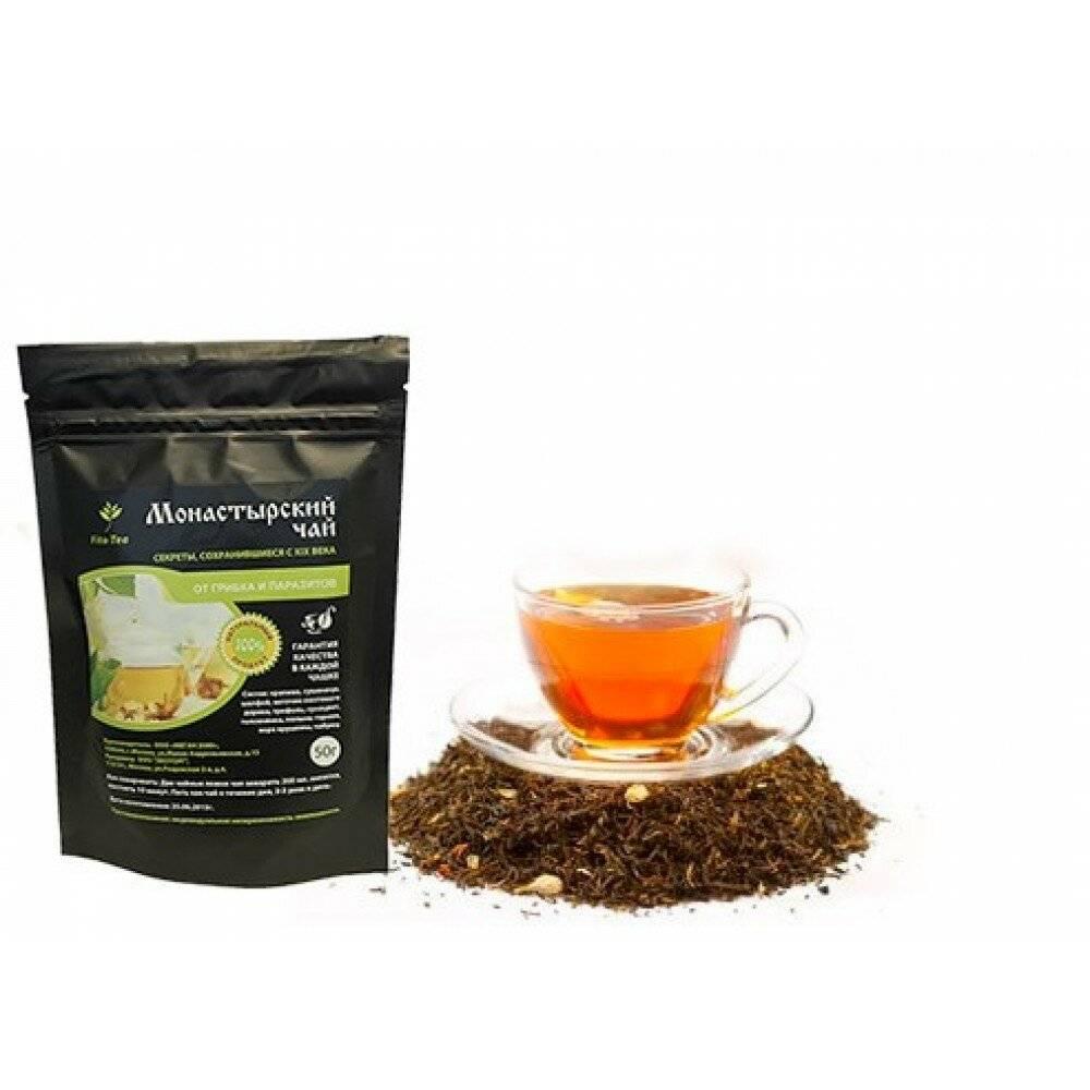 Как пить монастырский чай для лечения различных заболеваний