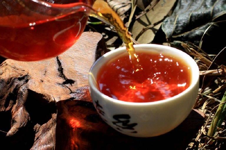 Чай дянь хун – элитный красный китайский напиток