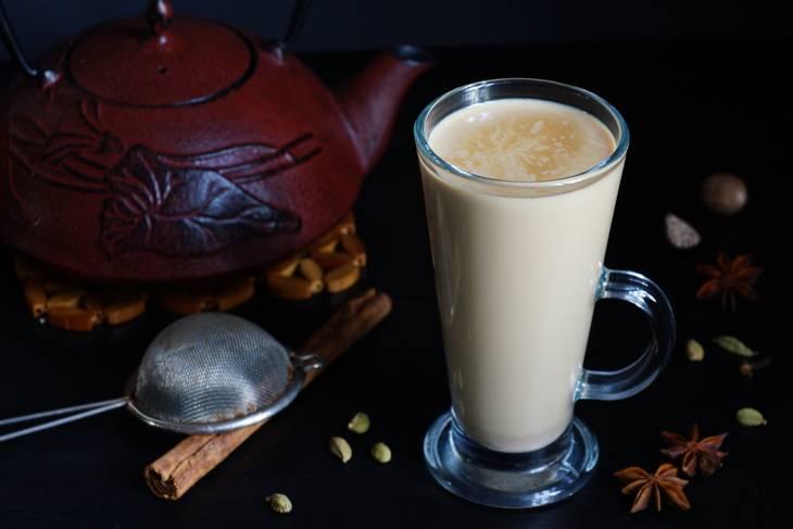 Чай масала – рецепт приготовления с базовым набором специй