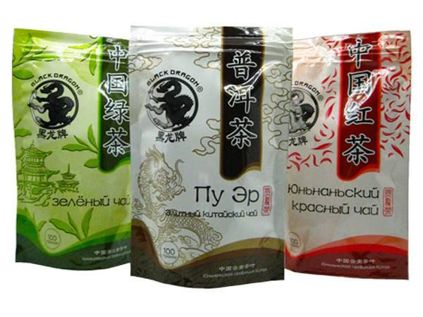 Чай Черный дракон