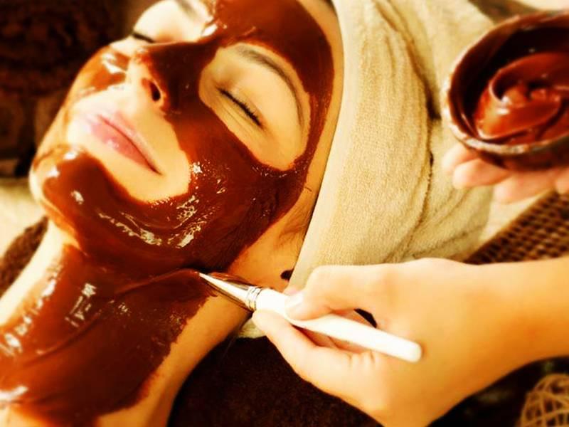 Маска для лица с какао: ароматно и эффективно!