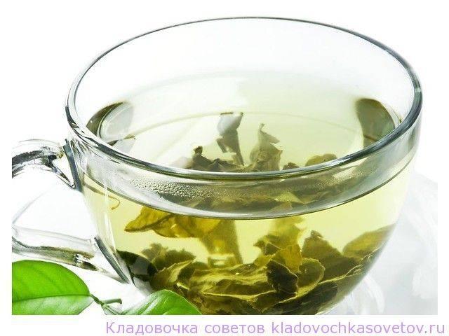 Как использовать зеленый чай для волос