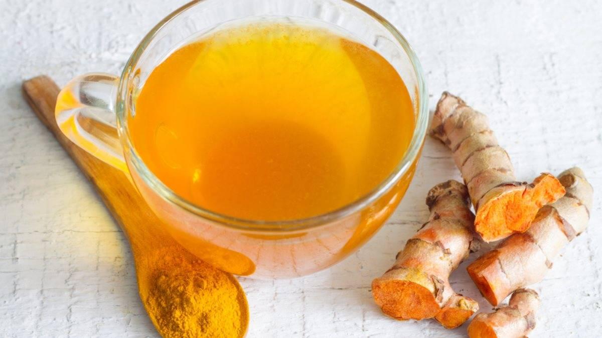 10 причин каждое утро пить чай с куркумой