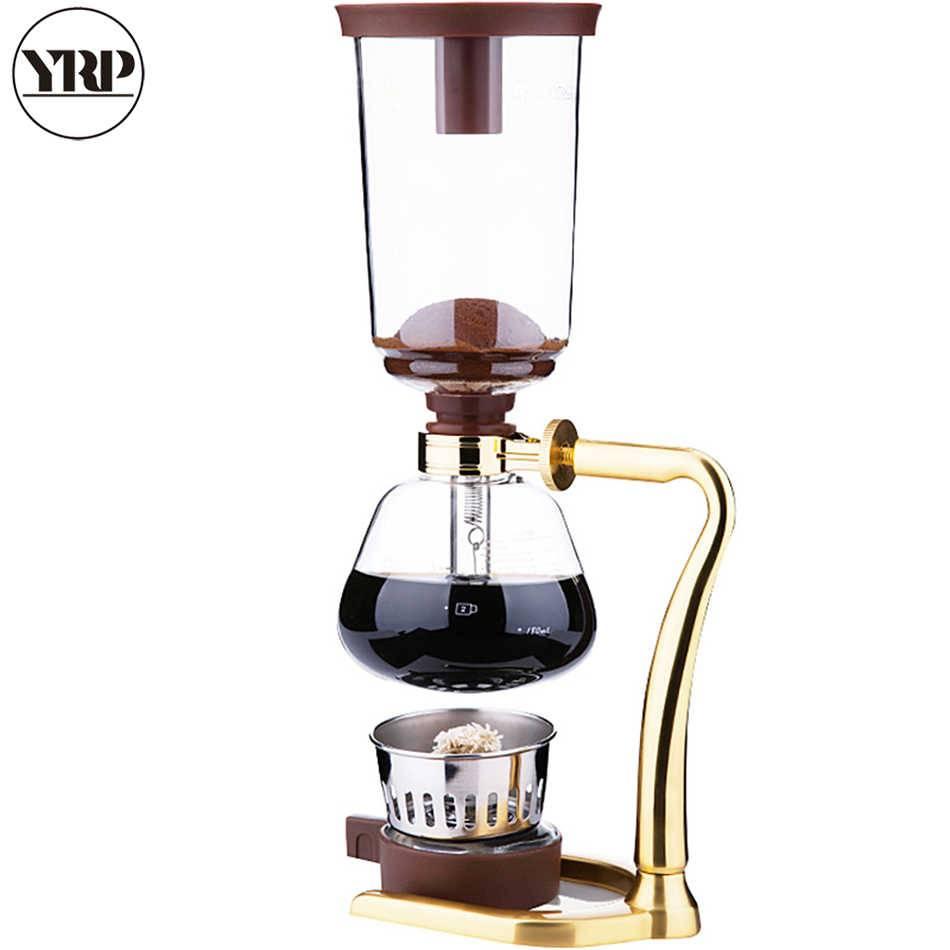 Сифон. учимся варить кофе в одном из самых красивых кофейных девайсов