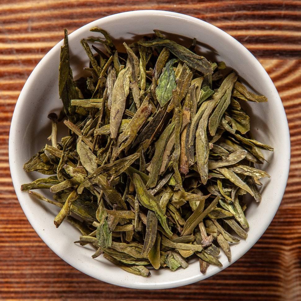 Полезные свойства чая Лунцзин (Колодец дракона) и его разновидности