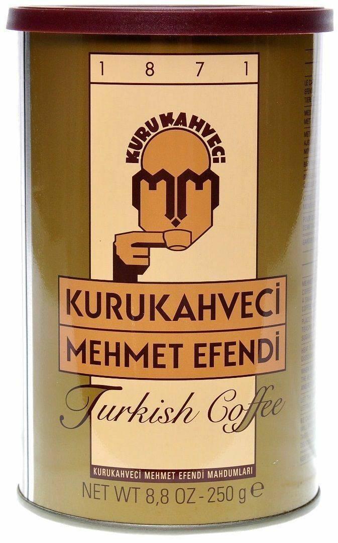 Турецкий кофе mehmet efendi (мехмет эфенди)