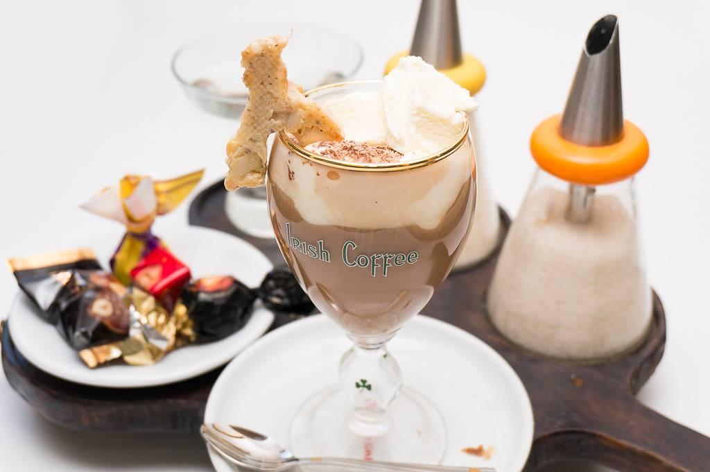 Рецепты коктейлей на основе кофе с ликером