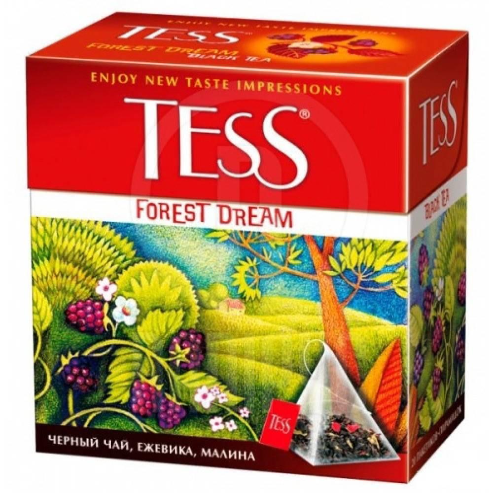 """Чай """"тесс"""": виды и отзывы"""