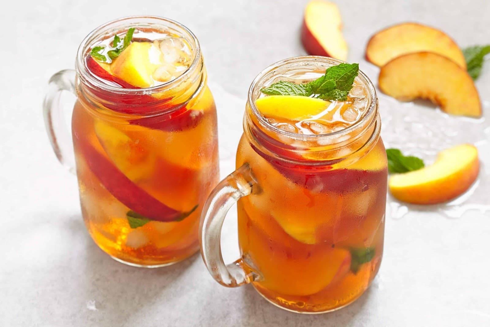 Домашний холодный чай: в чем преимущества и как приготовить
