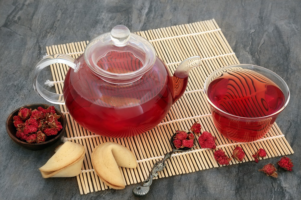 Гранатовый чай – польза и рецепты как заваривать